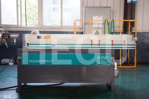 Plastic single wall corrugated pipe machine   Corrugated pipe machine