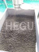 SHMS65 200-250kgs / h PP PE WPC granule de luare a mașinii WPC granulator