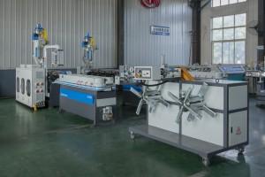 single wall corrugated pipe  making machine manufacturer price