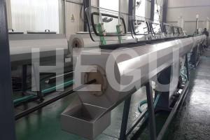 16-63mm Multi layer PPR pipe making machine