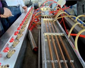 Nya Trä Plast WPC maskin trä plast maskin - Kina Qingdao Hegu Wood-Plast OJ-43