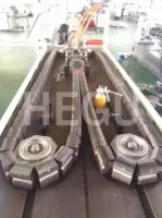 Corrugated kanalizazio makina bakar horma corrugated kanalizazioa makina