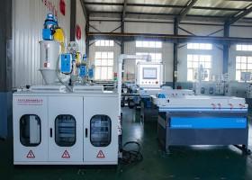 high speed single wall corrugated pipe machine (2)